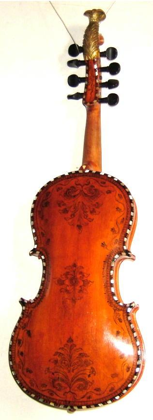 Hardanger Fiddles