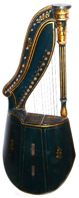 Zither & harp coll... Dital
