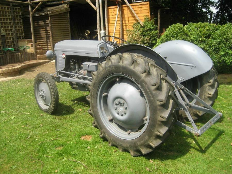 T20 Ferguson Tractor : Ferguson t tractor