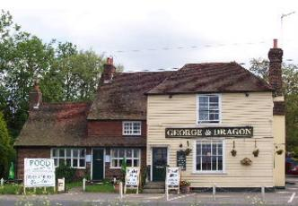 Good Food Pubs Near Tonbridge
